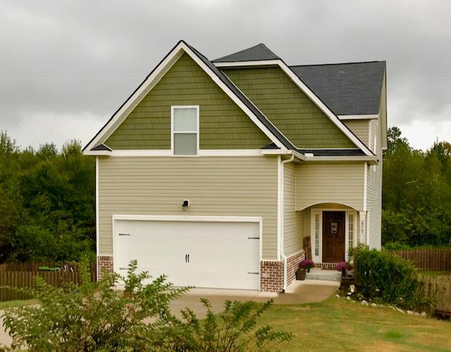 2517 Peach Blossom Pass, Hephzibah, GA 30815 (MLS #433330) :: Young & Partners