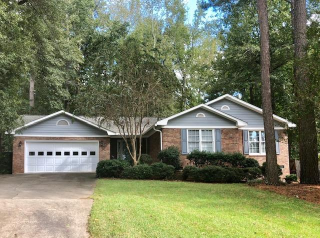 16 Foxhil Drive, North Augusta, SC 29860 (MLS #433342) :: Melton Realty Partners
