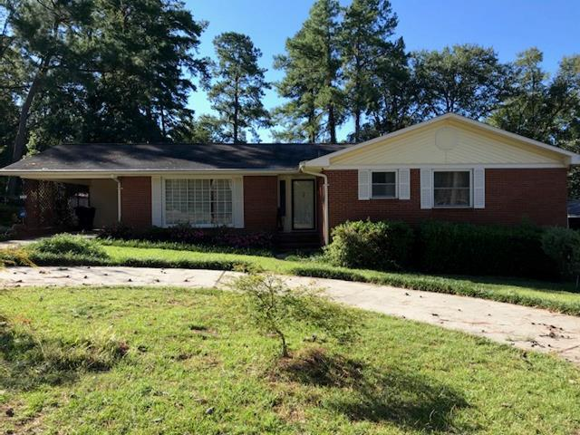 919 Fairwood Avenue, North Augusta, SC 29841 (MLS #433393) :: Melton Realty Partners