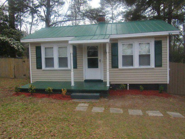 114 Legion Road, Warnerville, SC 29851 (MLS #433540) :: RE/MAX River Realty