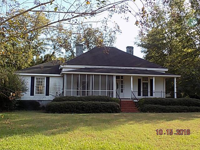 51 E Main Street, Gibson, GA 30810 (MLS #433590) :: Melton Realty Partners