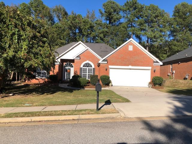 4313 Colony Square Drive, Evans, GA 30809 (MLS #433676) :: Young & Partners