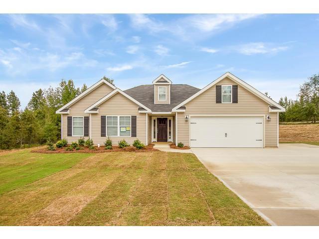 6540 Kiawah Trail, Aiken, SC 29803 (MLS #433804) :: Shannon Rollings Real Estate