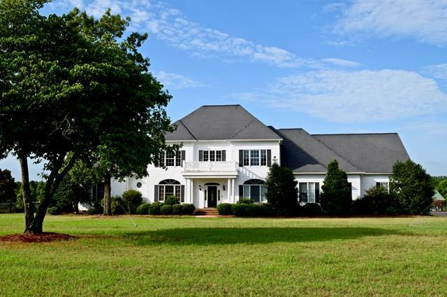 1067 Colbert Bridge Road, Aiken, SC 29803 (MLS #433814) :: Shannon Rollings Real Estate