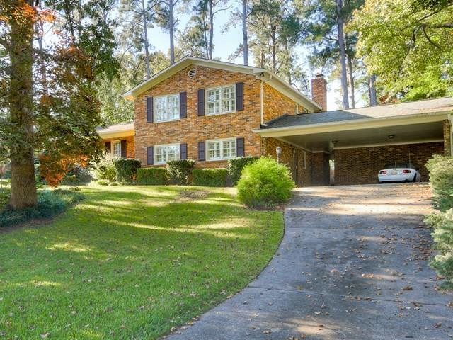 4354 Ballentine Drive, Evans, GA 30809 (MLS #434023) :: Shannon Rollings Real Estate