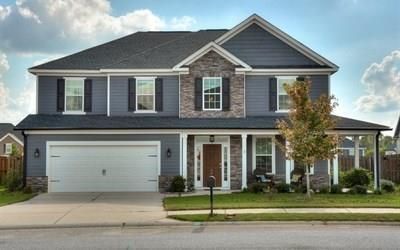 1037 Ardrey Circle, Evans, GA 30809 (MLS #434161) :: Greg Oldham Homes