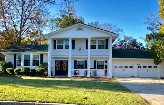 4 Hickory Court, North Augusta, SC 29841 (MLS #434437) :: RE/MAX River Realty