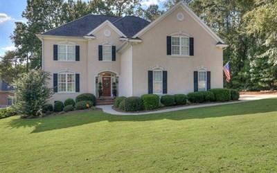 720 Deerwood Place, Evans, GA 30809 (MLS #434485) :: Shannon Rollings Real Estate