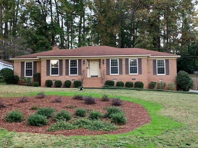984 Campbellton Drive, North Augusta, SC 29841 (MLS #434556) :: Shannon Rollings Real Estate