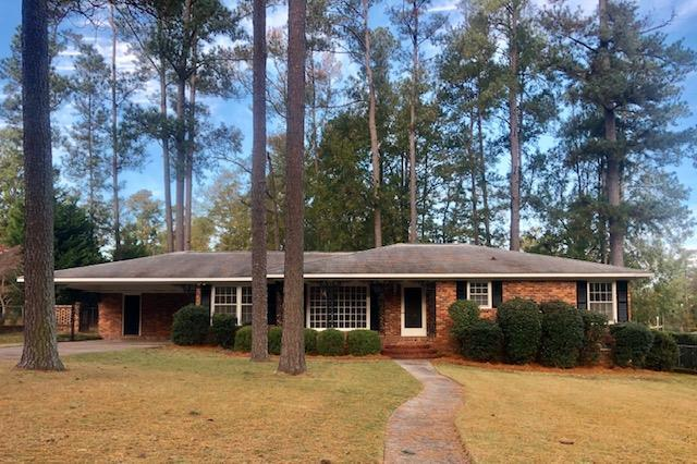 1104 Campbellton Drive, North Augusta, SC 29841 (MLS #434865) :: Shannon Rollings Real Estate