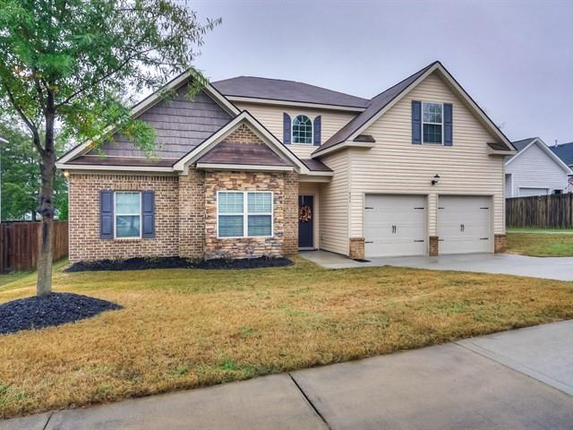 331 Mossy Oak Circle, North Augusta, SC 29841 (MLS #434944) :: Melton Realty Partners