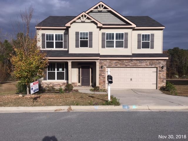 307 Crown Heights Way, Grovetown, GA 30813 (MLS #434950) :: Shannon Rollings Real Estate