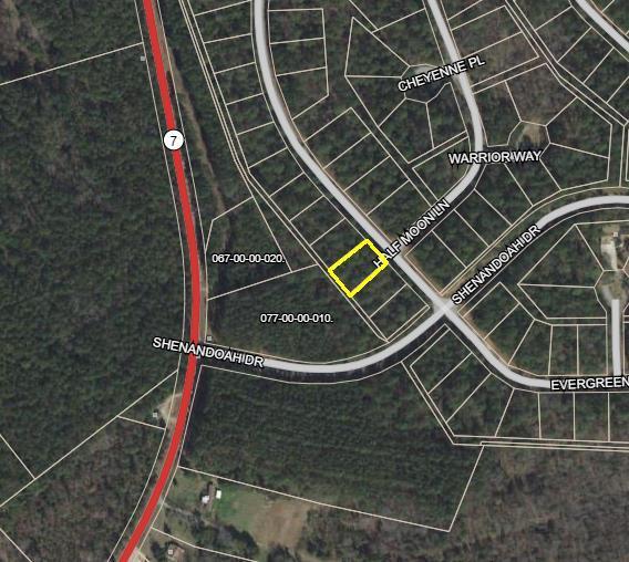L3 B62 Crescent Drive, McCormick, SC 29835 (MLS #434965) :: Venus Morris Griffin | Meybohm Real Estate