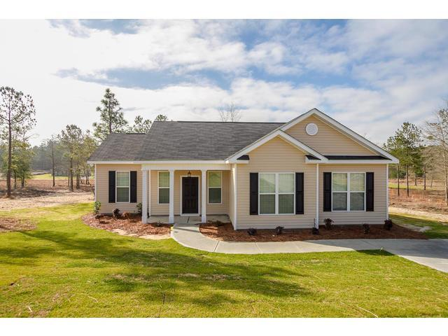 223 SE Thaxton Road, North Augusta, SC 29840 (MLS #435046) :: Southeastern Residential