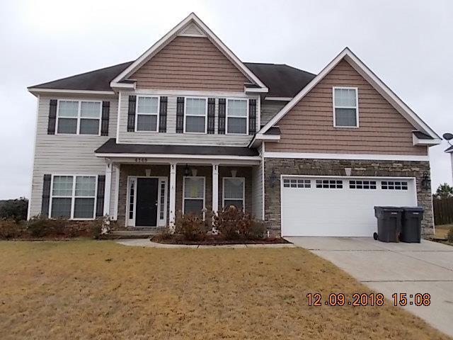 4149 Elders Drive, Augusta, GA 30909 (MLS #435244) :: Greg Oldham Homes