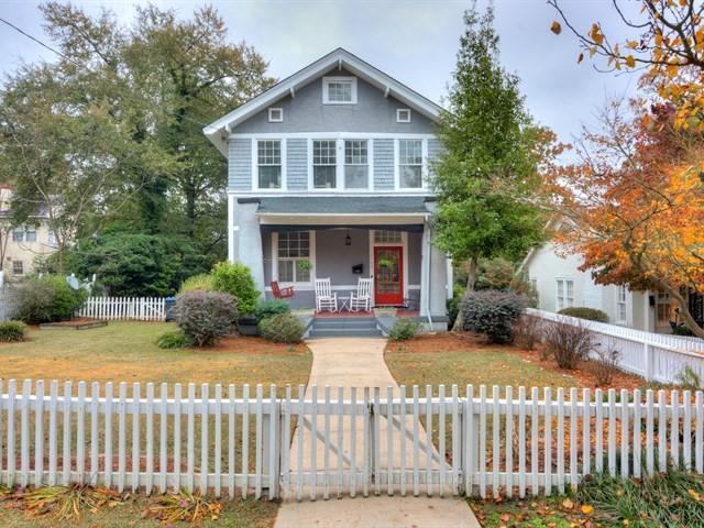 1106 Milledge Road, Augusta, GA 30904 (MLS #435340) :: Shannon Rollings Real Estate