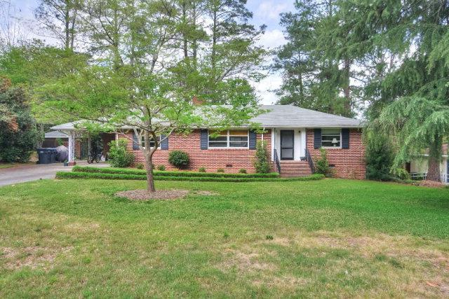 2233 Huntington Road, Augusta, GA 30904 (MLS #435369) :: Venus Morris Griffin | Meybohm Real Estate