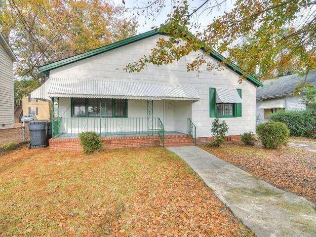 1923 Heckle Street, Augusta, GA 30904 (MLS #435404) :: Young & Partners