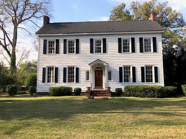 809 Liberty Street, Waynesboro, GA 30830 (MLS #435408) :: REMAX Reinvented | Natalie Poteete Team
