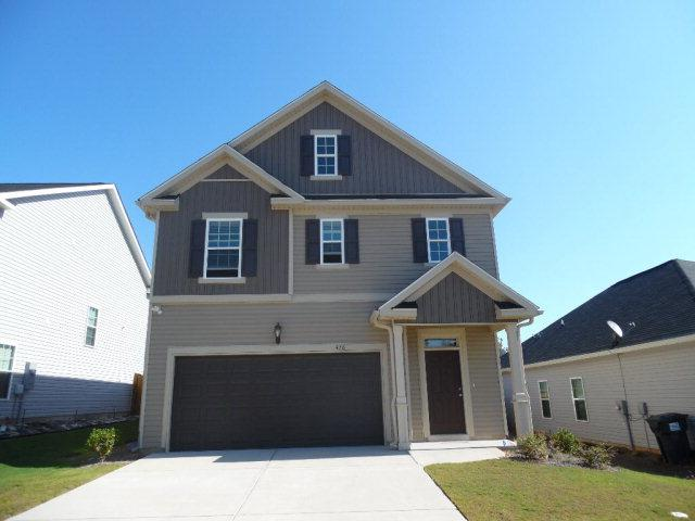 476 Brantley Cove Circle, Grovetown, GA 30813 (MLS #435426) :: Young & Partners