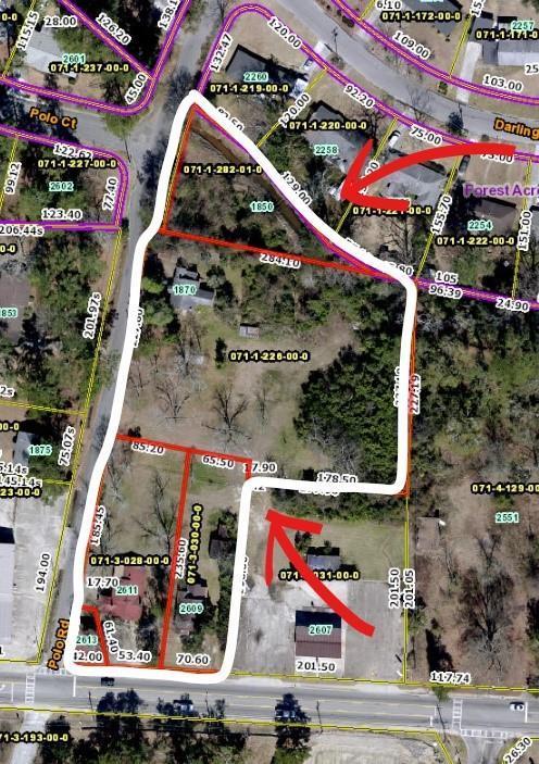 2613 Milledgeville Road, Augusta, GA 30904 (MLS #435482) :: Melton Realty Partners