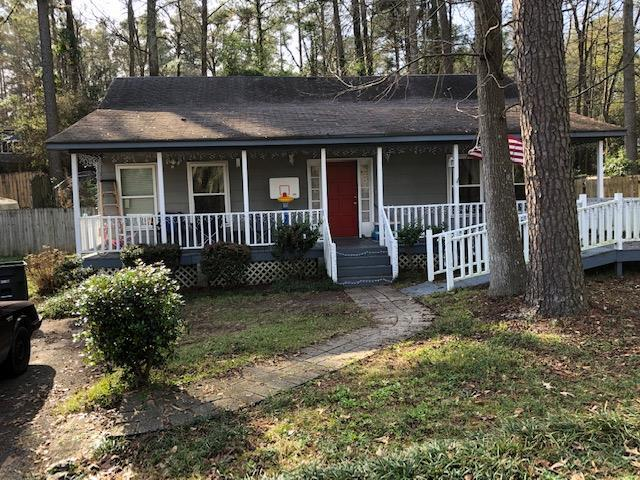 1120 Womrath Road, North Augusta, SC 29841 (MLS #435833) :: Southeastern Residential