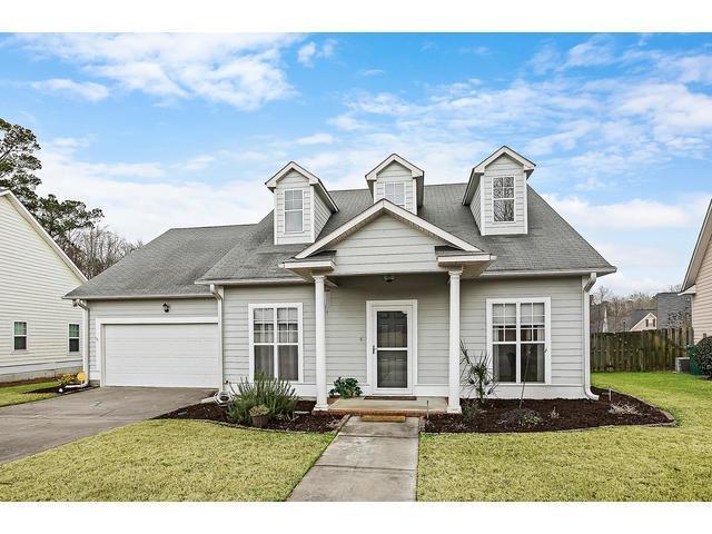2018 Magnolia Pkwy, Grovetown, GA 30813 (MLS #435856) :: Southeastern Residential