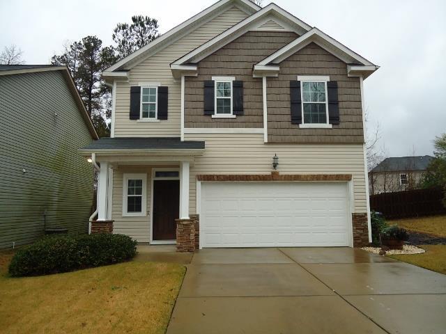 722 Kensey Park Lane, Grovetown, GA 30813 (MLS #435859) :: Shannon Rollings Real Estate