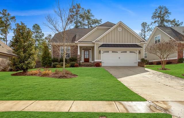 4096 Dewaal Street, Evans, GA 30809 (MLS #436032) :: Shannon Rollings Real Estate