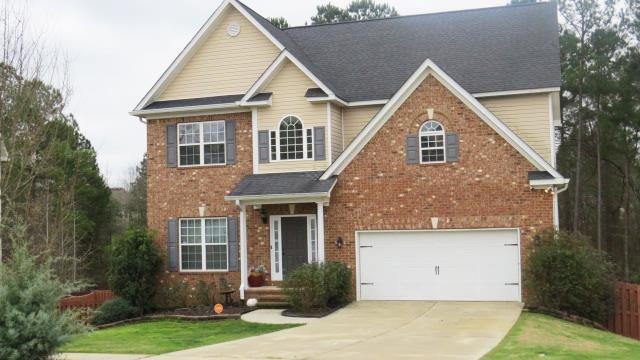 9521 Berwick Court, Grovetown, GA 30813 (MLS #436258) :: REMAX Reinvented | Natalie Poteete Team