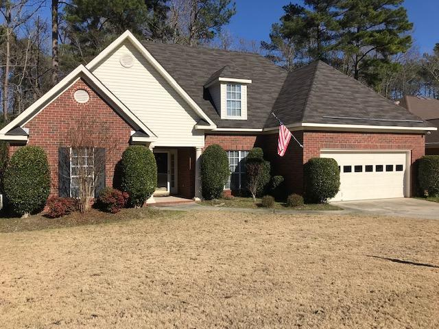 1434 Andover Court, Evans, GA 30809 (MLS #436286) :: Meybohm Real Estate