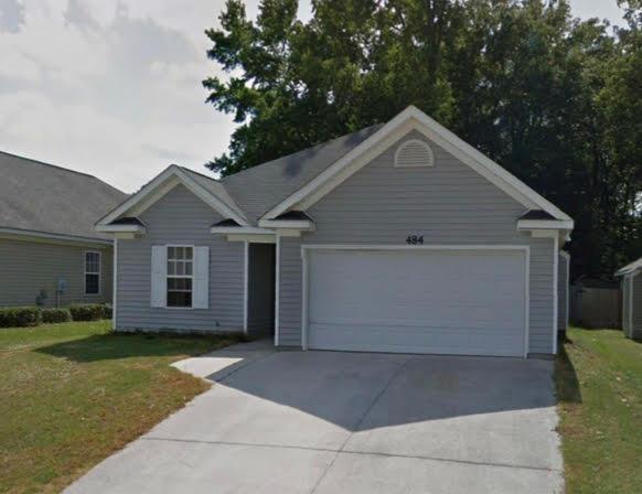 484 Connemara Trail, Evans, GA 30809 (MLS #436289) :: Shannon Rollings Real Estate