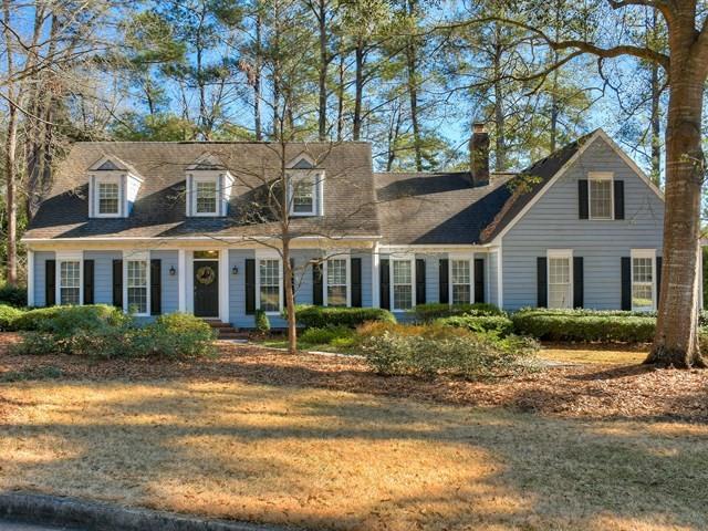 603 Spyglass Road, Martinez, GA 30907 (MLS #436356) :: Shannon Rollings Real Estate