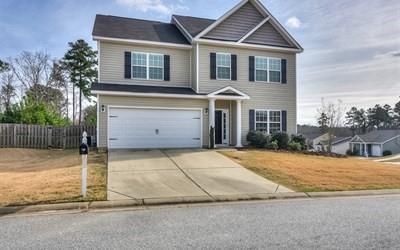 847 Westlawn Drive, Grovetown, GA 30813 (MLS #436387) :: RE/MAX River Realty