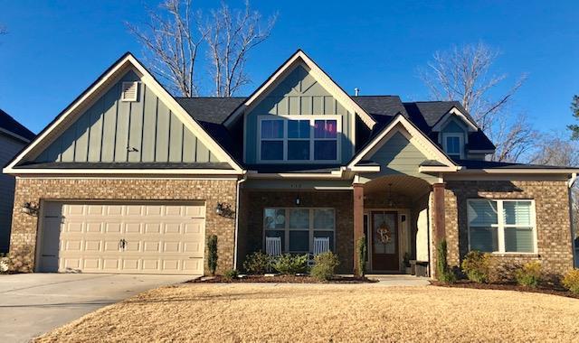 438 Kirkwood Drive, Evans, GA 30809 (MLS #436422) :: Shannon Rollings Real Estate