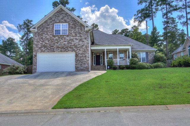 802 Leslie Court, Evans, GA 30809 (MLS #436425) :: Shannon Rollings Real Estate