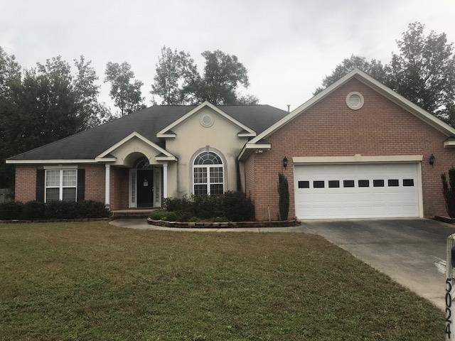 5024 Sussex  Drive, Evans, GA 30809 (MLS #436459) :: Shannon Rollings Real Estate