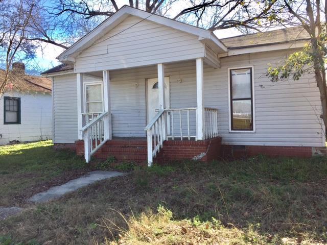 2036 Edgar Street, Augusta, GA 30904 (MLS #436693) :: Venus Morris Griffin | Meybohm Real Estate