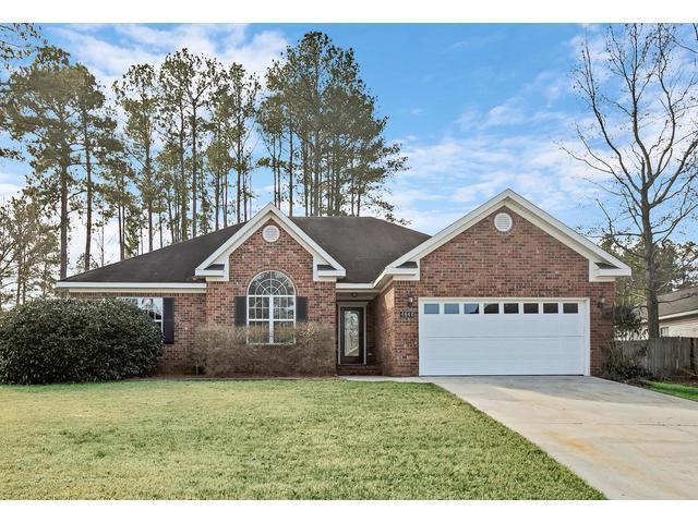 4640 La Pointe Drive, Evans, GA 30809 (MLS #436932) :: Southeastern Residential
