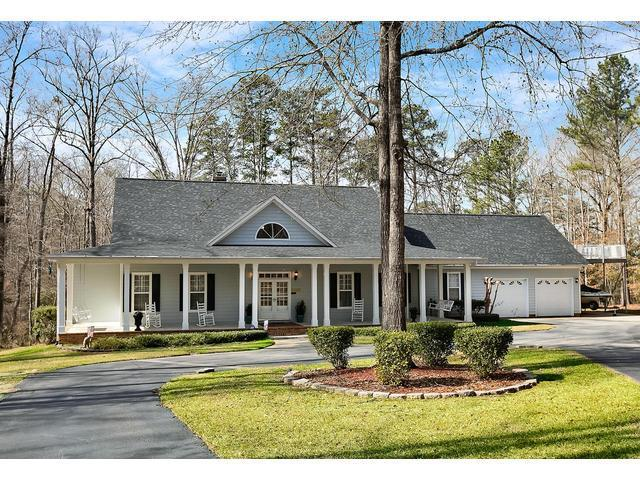 4167 Waters Edge Lane, Appling, GA 30802 (MLS #437146) :: Young & Partners