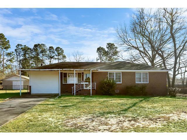 308 Robinson Drive, New Ellenton, SC 29809 (MLS #437216) :: Shannon Rollings Real Estate