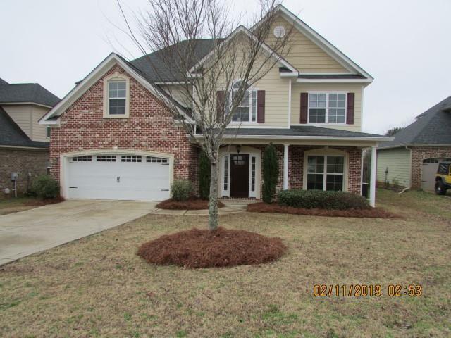 4062 Starview Lane, Evans, GA 30809 (MLS #437253) :: Young & Partners