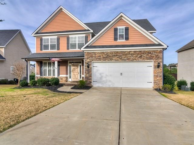 807 Bridgewater Lane, Evans, GA 30809 (MLS #437263) :: Venus Morris Griffin | Meybohm Real Estate