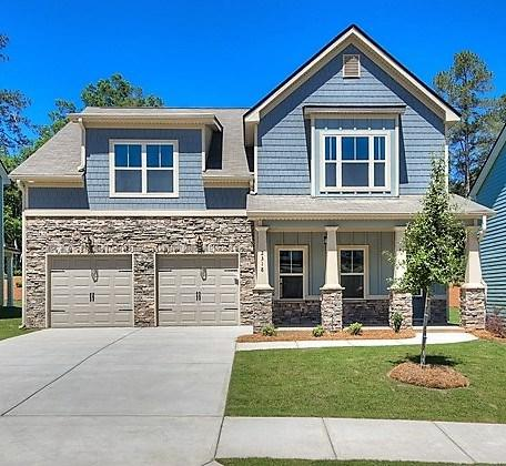 2318 Malone Way, Evans, GA 30809 (MLS #437316) :: Young & Partners