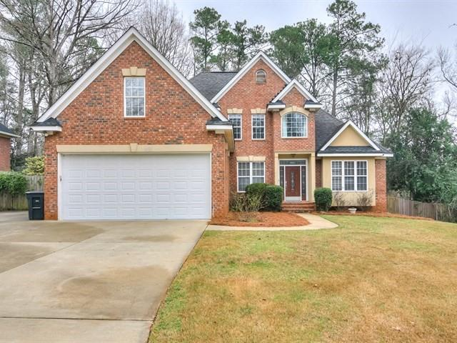 877 River Bluff Road, North Augusta, SC 29841 (MLS #437322) :: Meybohm Real Estate