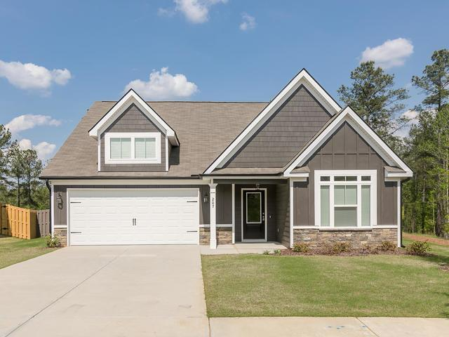207 Torrey Pine Trail, Evans, GA 30809 (MLS #437414) :: Young & Partners