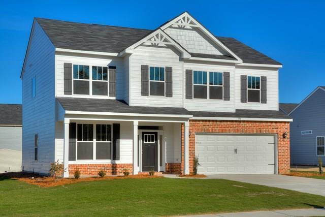 158 Beallwood Drive, Harlem, GA 30814 (MLS #437424) :: Venus Morris Griffin | Meybohm Real Estate