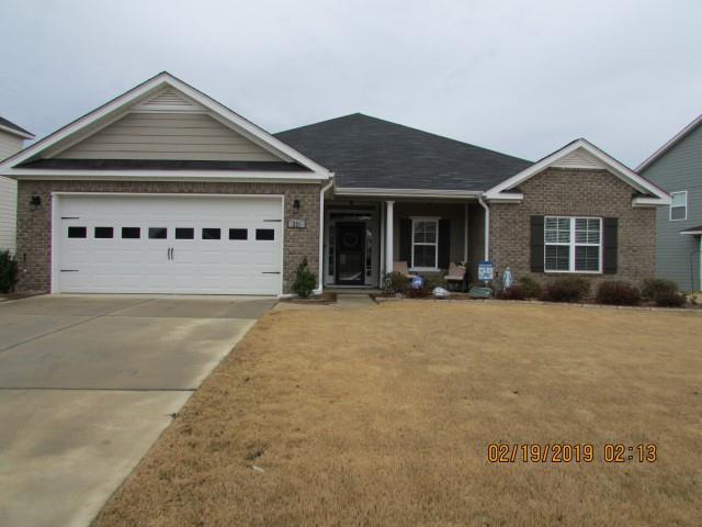 221 Carlow Drive, Grovetown, GA 30813 (MLS #437562) :: Venus Morris Griffin | Meybohm Real Estate