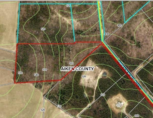 Parcel C Emerson Drive, Aiken, SC 29801 (MLS #437566) :: Shannon Rollings Real Estate