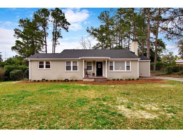 1814 Robin Road, North Augusta, SC 29841 (MLS #437661) :: Young & Partners